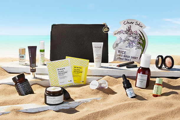 Cult Beauty Summer Goody Bag 2016