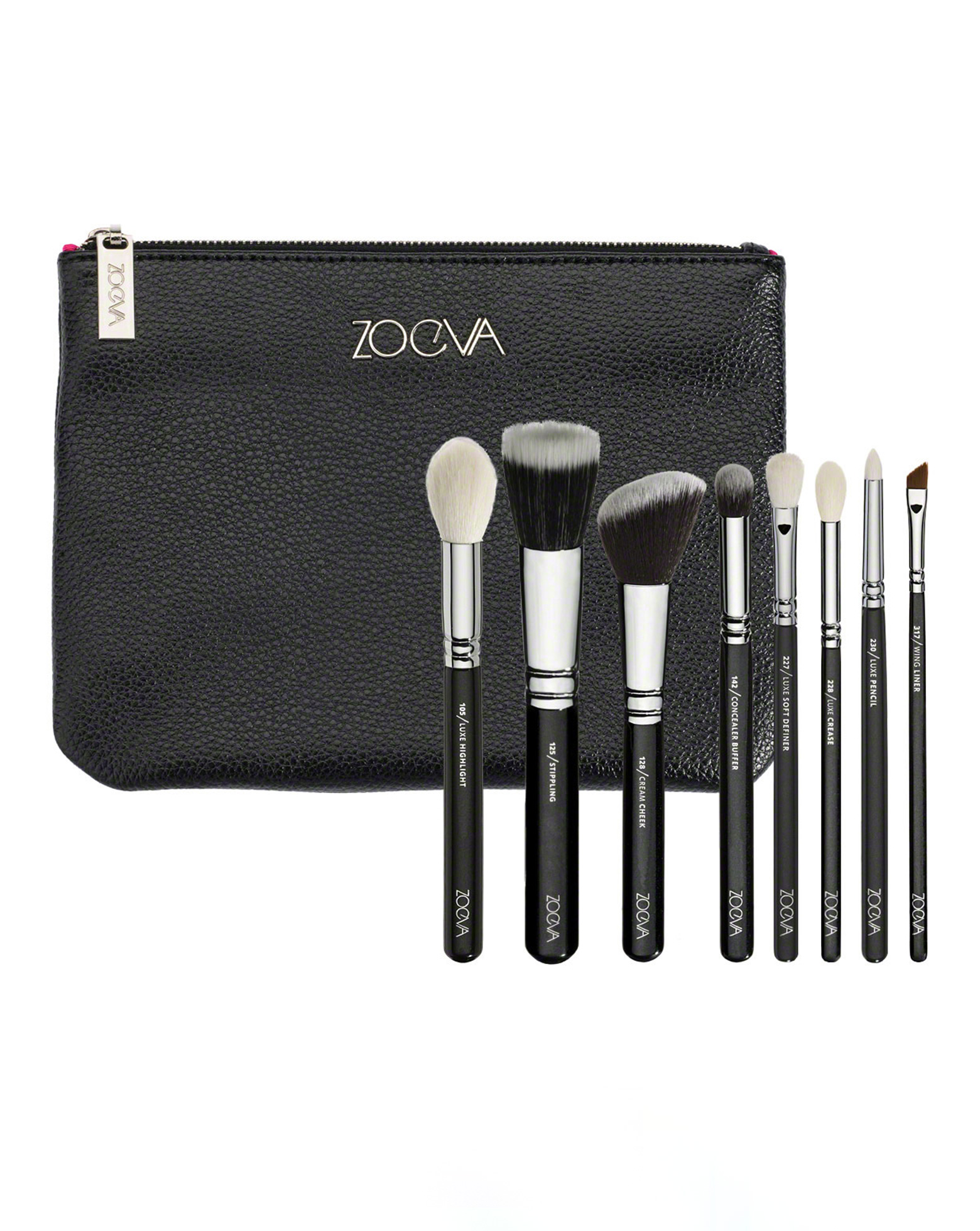 Classic Professional Brush Set by ZOEVA